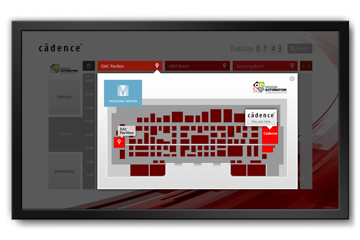 Cadence Conference Scheduler