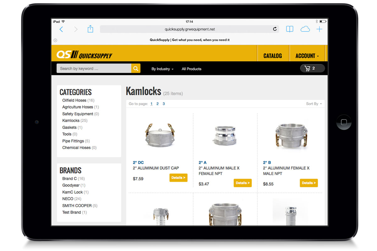 E-Commerce WebApp